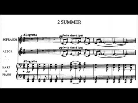 Gustav Holst - Two Eastern Pictures (1911)