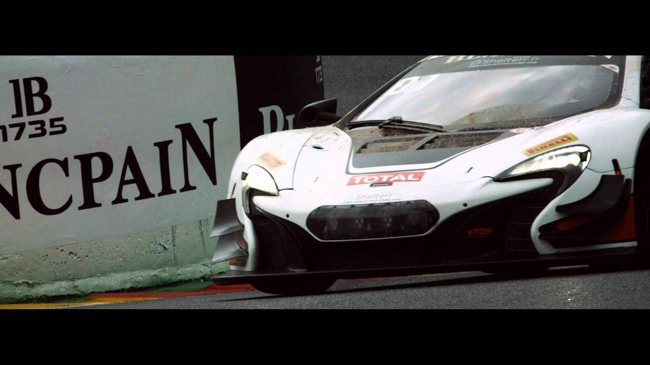 The McLaren 650S GT3 continues successful debut season