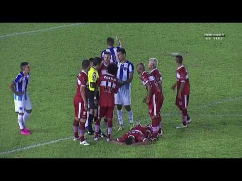 Os Melhores Momentos de Paysandu 2 x 2 CRB - Brasileirão Série B 2016