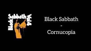 Black Sabbath - Cornucopia (Lyrics)