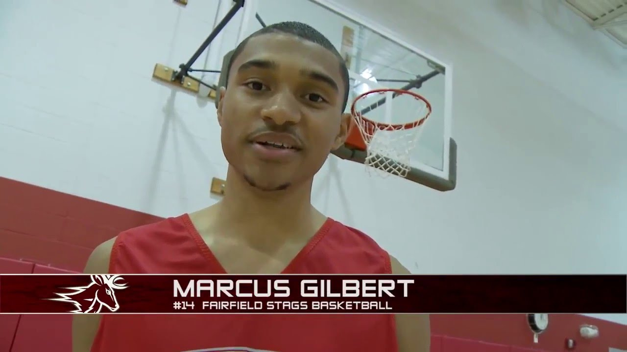 Marcus Gilbert Senior Video