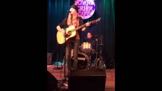 Periscope of Sawyer Fredericks at The Towne Crier Cafe 2016 02 14