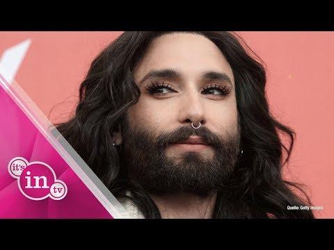 Conchita Wurst macht HIV-Infektion öffentlich!