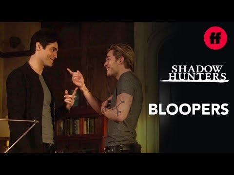 shadowhunters-|-season-3b-bloopers:-part-1-|-freeform