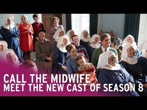 Call The Midwife Season 8 | Meet The New Cast!