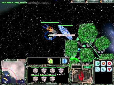 Let's Play Star Trek Armada - Mission 16 - The Twilight Hour