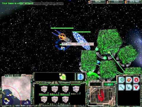 Let's Play Star Trek Armada - Mission 16 - The Twilight Hour