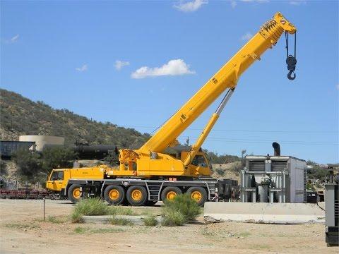 Crane Operator Salary In Qatar Youtube