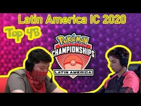 2020 Pokémon Latin America International Championships: VGC D2 Top 4B James Baek Vs Juan Salerno