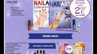 Abbonamento Nail Art Collection - spiegazioni Thumbnail
