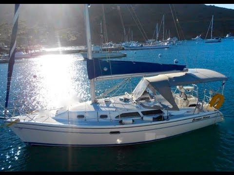 Catalina 310 Sailboat for sale in San Diego, CA By: Ian Van Tuyl
