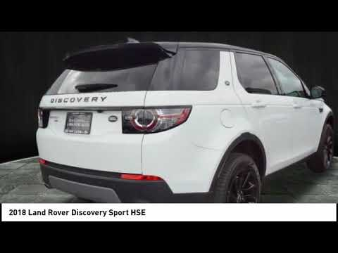 2018 Land Rover Discovery Sport EDISON NJ L18545