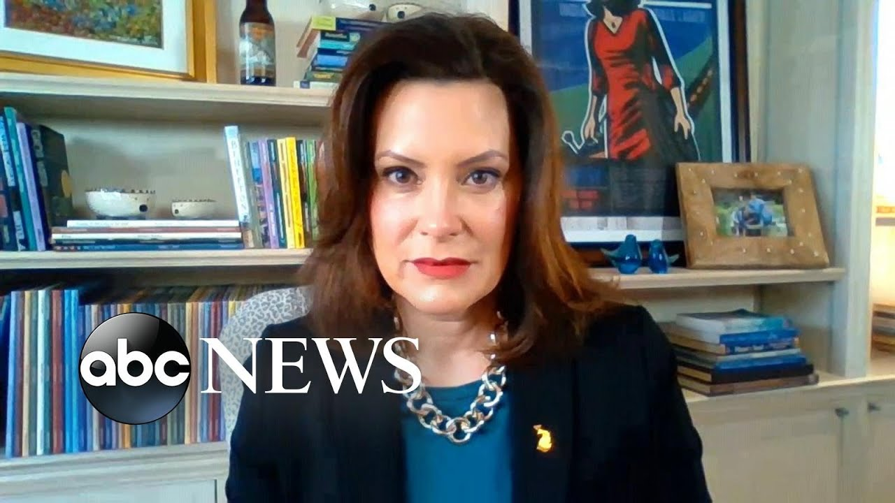 'No one should (digest) disinfectants ... to fight COVID-19 ... don't do it': Whitmer