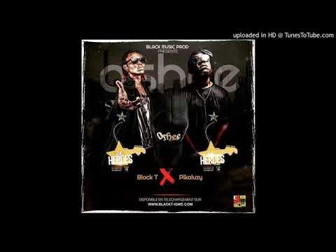 Black T feat Pikaluz - Oshee