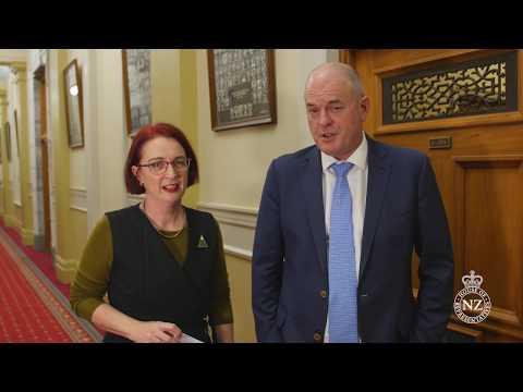 #HaveYourSay on the Zero Carbon Bill | NZ Parliament