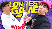 THE LONGEST GAME EVER PLAYED!! (SO WORTH IT)