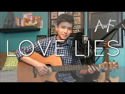 Love Lies - Khalid & Normani - Cover by Andrew Foy