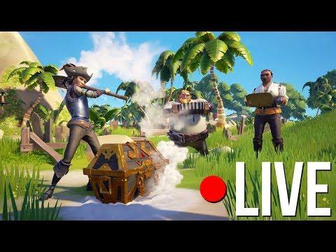 Sea of Thieves & R6 Siege met Emre! - (GameMeneer Livestream 16-02-2018)