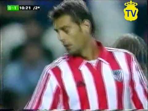 Athletic Club de Bilbao 0 UD Las Palmas 3   Partido Completo ( Segunda PARTE) Canal +    2000