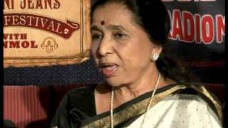 Asha Bhonsle took 8 days to rehearse Teesri Manzil
