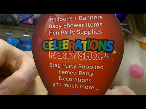 Celebrations Party Shop – Soother