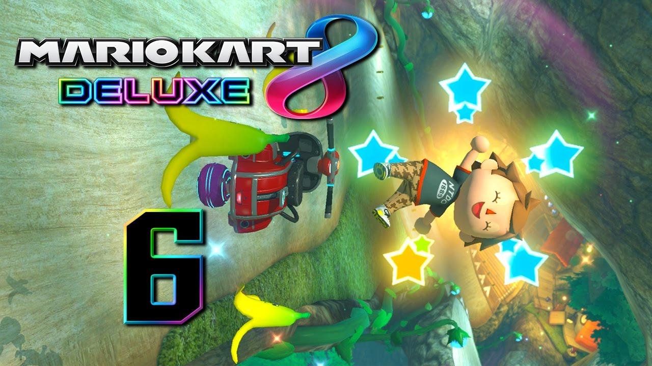 Mario Kart 8 Deluxe ITA [Parte 6 - Trofeo Crossing]