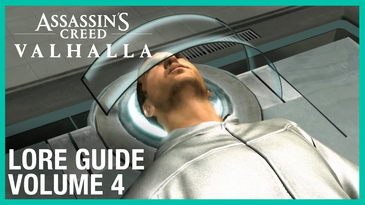 Assassin's Creed Lore Guide Volume 4 - The Animus | Ubisoft