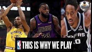 "NBA ""Beautiful Plays"" Moments"