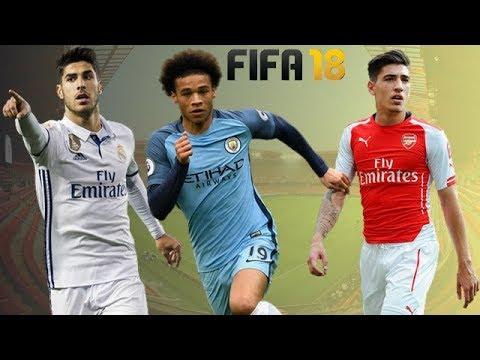 FIFA 18 - CARRIÈRE MANAGER - LE MEILLEUR 11 DE PÉPITES AU MONDE !