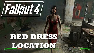 Fallout 4 Red Dress Location