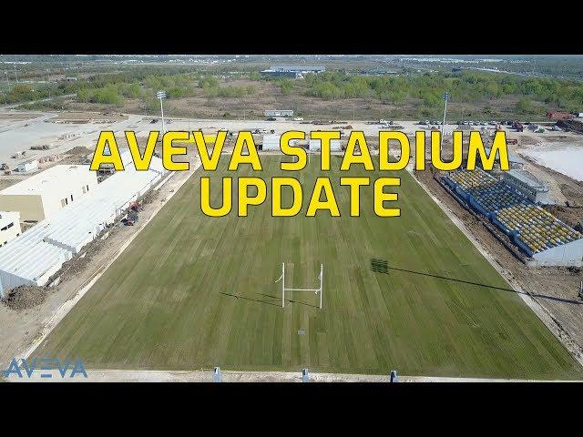 AVEVA Stadium Update 3.22.19