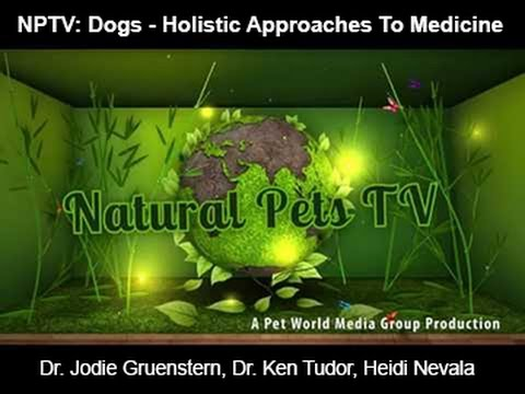 Natural Pets TV: Dog Edition - Episode 3 - Holistic approaches to medical treatments...