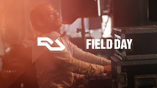 Awesome Tapes From Africa live at Field Day | In Video | Resident Advisor