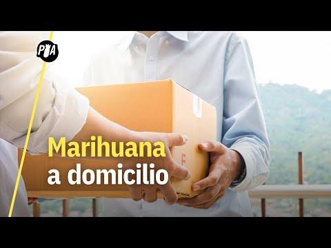 Así se entrega marihuana a domicilio en California