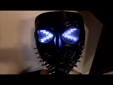 Anonymous Wrench Mask Game Hacker Meets Real Life Version