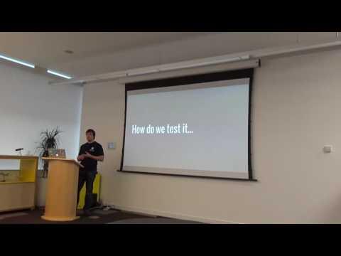 Expedia London Tech Know How talk: David Strugnell, June 2016