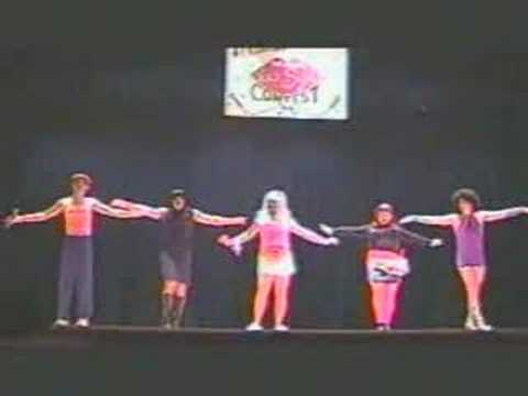 Lip Synch Contest at Mary Washington College