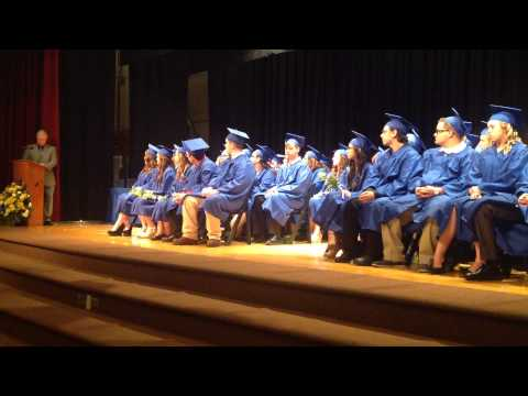 Graduation Day 2015 for Constellation Schools Parma Community High- Richard Lukich