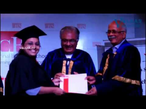 Chennai Business School Graduation Day 2017