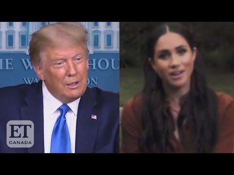 Donald Trump Disses Meghan Markle