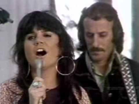 "Linda Ronstadt-"" Lovesick Blues"" Big Sur 1970"