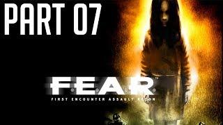 F.E.A.R PC Game (Horror + FPS) 2003. PT07