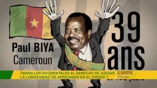 EL DESPERTAR AFRICANO DU 15  04 2017