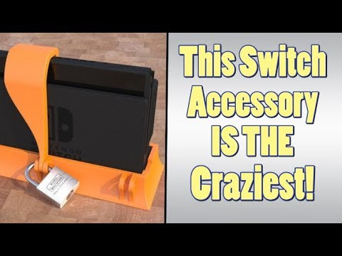 Nintendo Switch's Dumbest Accessory of the Year?
