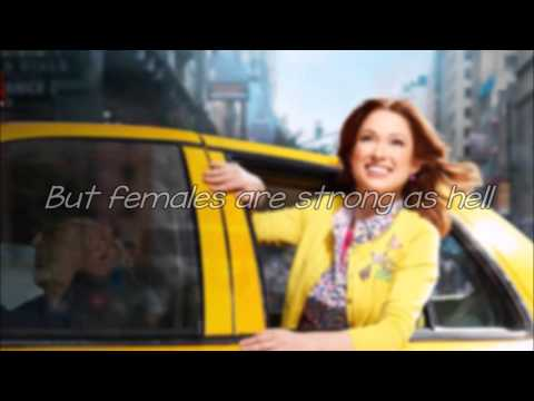 Unbreakable Kimmy Schmidt - Theme Song (Lyrics)