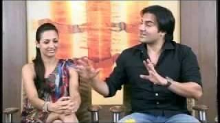 Arbaaz Khan on Dabangg 2 & Malaika Arora on Her Fitness Secrets - Exclsive Interview Part 2