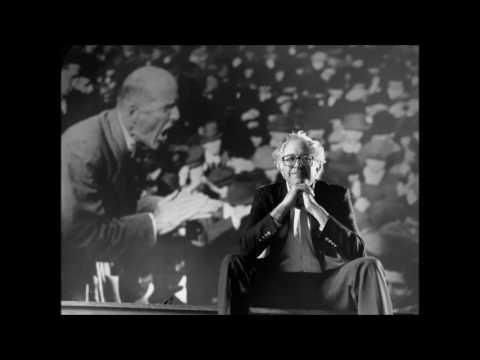 Bernie Sanders reads Eugene V. Debs