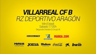 Villarreal B vs Zaragoza B full match