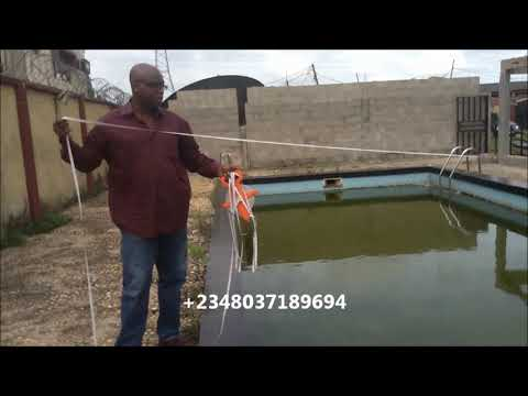 CONVERT YOUR SWIMMING POOL IN TO A FISH POND