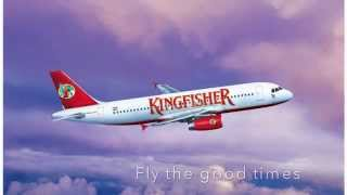 Kingfisher Airlines Advert